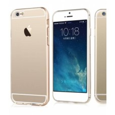 Husa iPhone 6, 2 in 1 transparenta